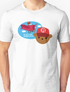 "ABC Bears ""A is for Airplane"" T-Shirt"