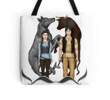Arya and Gendry - ASOIAF Tote Bag