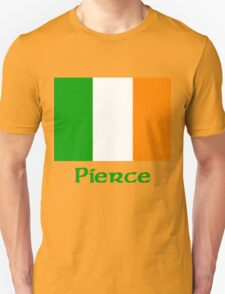 Pierce Irish Flag T-Shirt