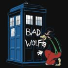 Big Bad Wolf by wytrab8