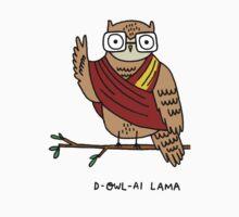 D-owl-ai Lama T-Shirt