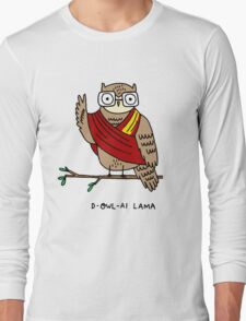 D-owl-ai Lama Long Sleeve T-Shirt