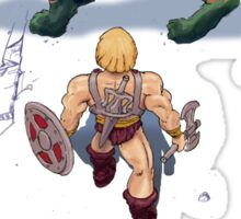 He-Man and the Masters of the Universe : Akira Sticker