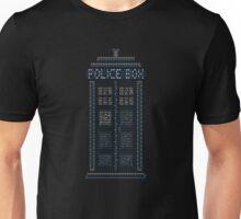 ASCII Time Machine Unisex T-Shirt