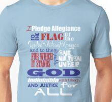 The Pledge of Allegiance  Unisex T-Shirt