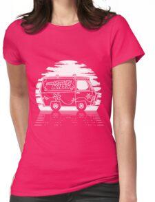 Damn Meddling Kids Womens Fitted T-Shirt