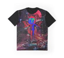 El Diablo_Pixie In The Sky Graphic T-Shirt