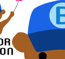 "ABC Bears ""B is for Balloon"" Sticker"
