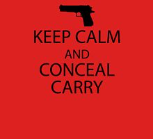Conceal Carry Unisex T-Shirt