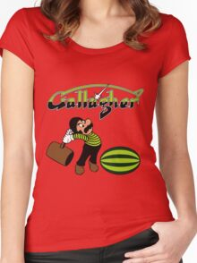 Gallagher Women's Fitted Scoop T-Shirt