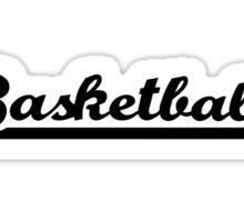 Basketball sports Sticker