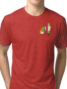 VHS Fox Tri-blend T-Shirt