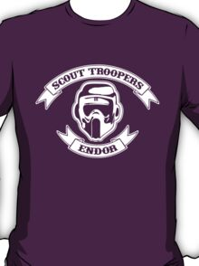 Scout Troopers T-Shirt