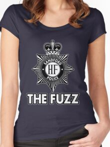 The Fuzz Women's Fitted Scoop T-Shirt