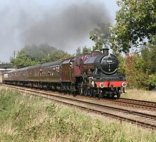 steam train by markspics