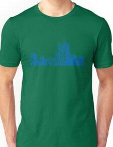 Downton skyline Unisex T-Shirt