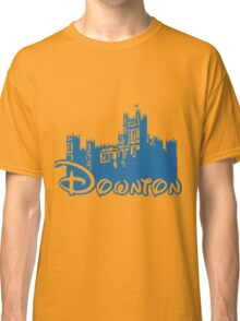 Downton Abbey Again Classic T-Shirt
