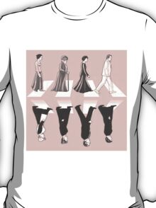 Downton Abbey Beatles Style T-Shirt