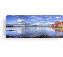 The Crossings on the Forth Metal Print