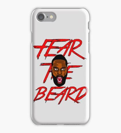 James Harden F.T.B. iPhone Case/Skin