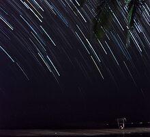 Star Trails - Goa by Ratnaveer
