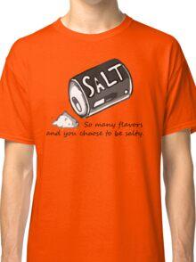 PJSalt V1 (black text) Classic T-Shirt