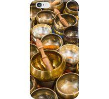 Golden india iPhone Case/Skin