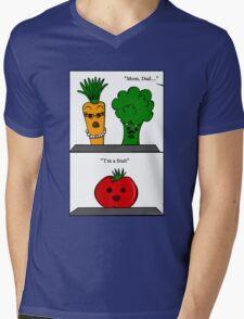 SLOIO- I'm A Fruit Mens V-Neck T-Shirt