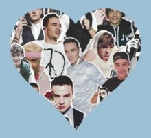 Liam Payne Collage by new1Dmerch