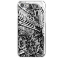 Engine No. 1246 iPhone Case/Skin