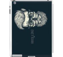 Hipster is Dead II iPad Case/Skin