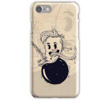 Wrecking ball iPhone Case/Skin
