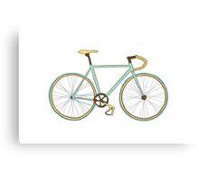 Bike Life Canvas Print