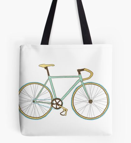 Bike Life Tote Bag