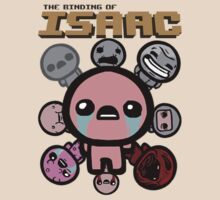 Binding of Isaac  by jimlacube