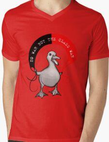 No War But The Class War Mens V-Neck T-Shirt