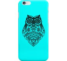 Tribal Owl Case iPhone Case/Skin