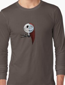 Nightmare Before Christmas Jack and Sally Long Sleeve T-Shirt