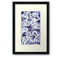 Hawaiian Breeze Framed Print