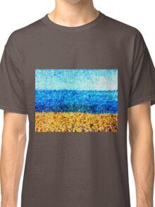 sea sky sand Classic T-Shirt