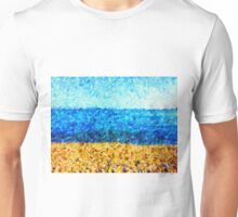 sea sky sand Unisex T-Shirt