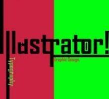 Illustrator Typography Logo  by Elizabeth Weber