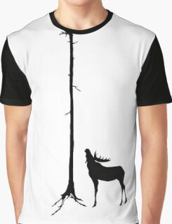 Desperate Moose Graphic T-Shirt