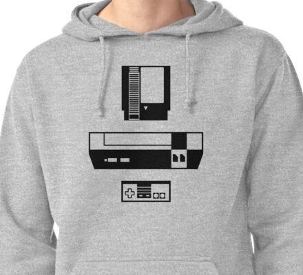 Minimalist NES Trio Pullover Hoodie