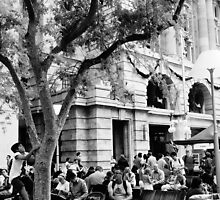 Perth  Forrest Place  by Brendon Earl Fallon