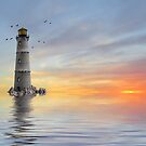 The Lighthouse by shalisa