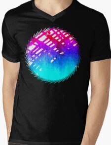 Performing color Mens V-Neck T-Shirt