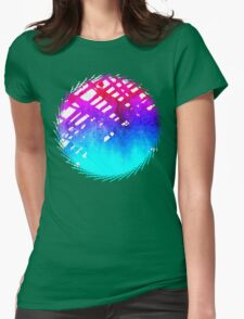Performing color Womens Fitted T-Shirt
