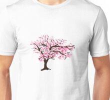 Cherrytree Blossom Unisex T-Shirt