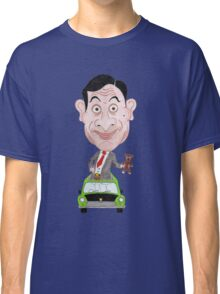 Funny Drawing Caricature TV Classic T-Shirt